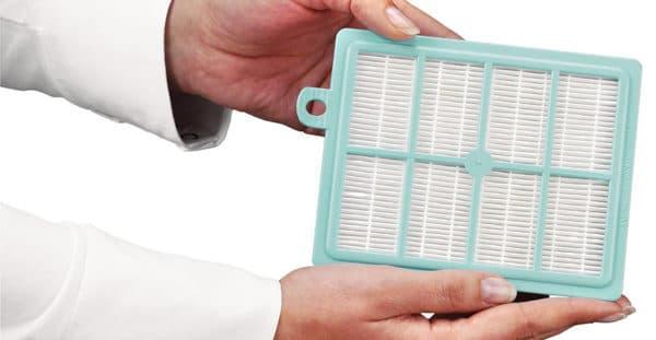 HEPA фильтр от пылесоса