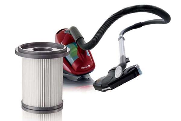 Пылесос с HEPA фильтром