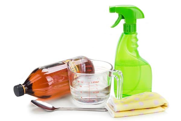 Приготовление раствора аммиака для мытья окон