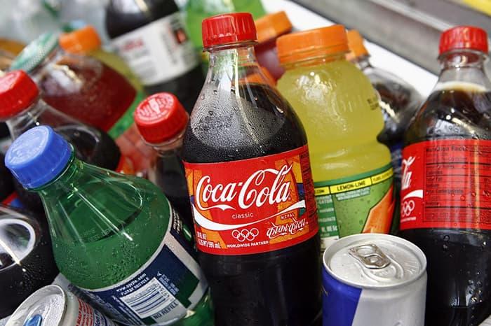 Кока-кола и другие газировки