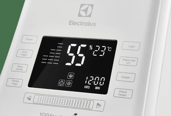 Дисплей ультразвукового увлажнителя воздуха Электролюкс