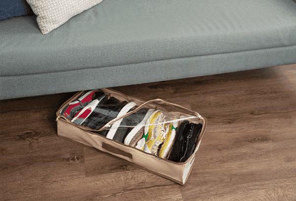 Мягкий органайзер для обуви