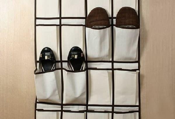 Подвесной органайзер для обуви