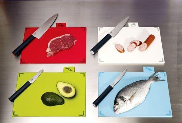 Разделочные доски для разных продуктов