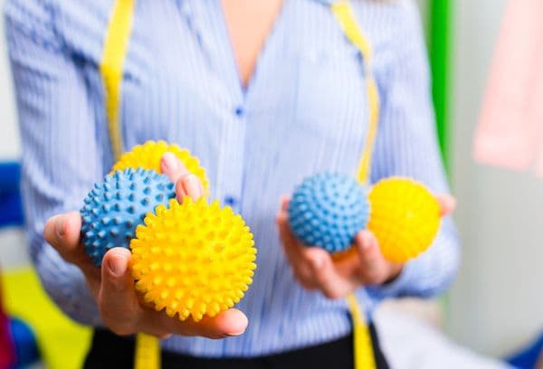 цветные шарики для стирки