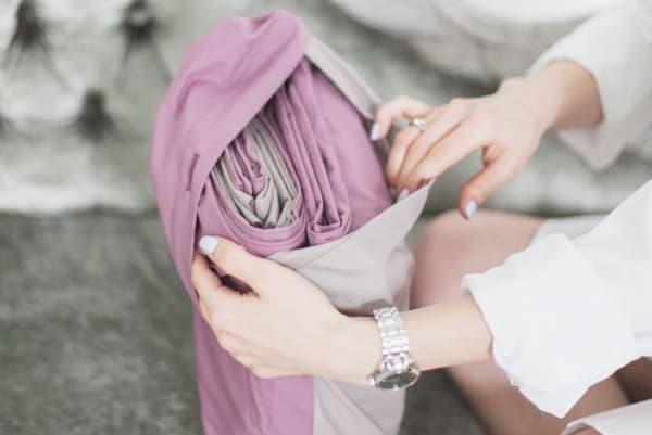 Комплект постельного белья в наволочке