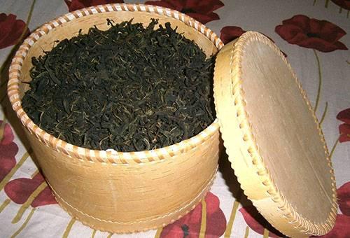 Сушеный иван-чай