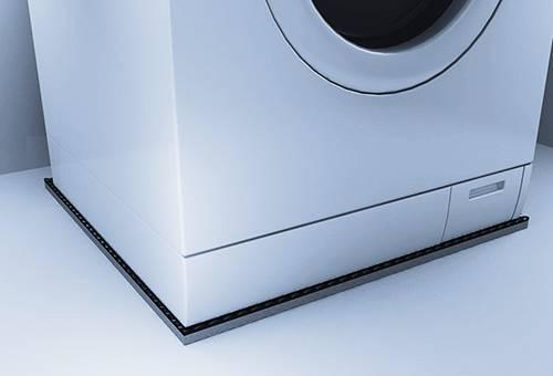 Резиновый коврик под стиральную машину