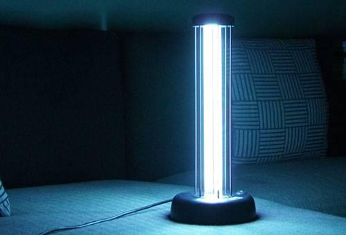 Ультрафиолетовая лампа для дезинфекции квартиры