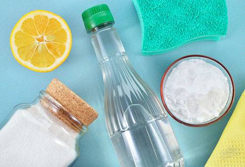Средства для сухой чистки