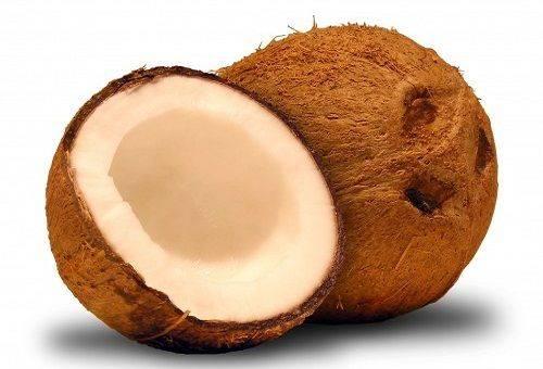разделенный кокос