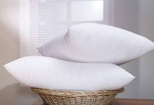 Обновленные перьевые подушки