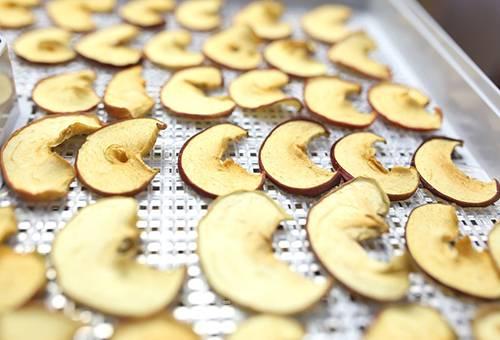 Сушка яблок