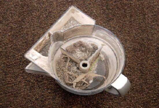 мусоросборник циклонного пылесоса