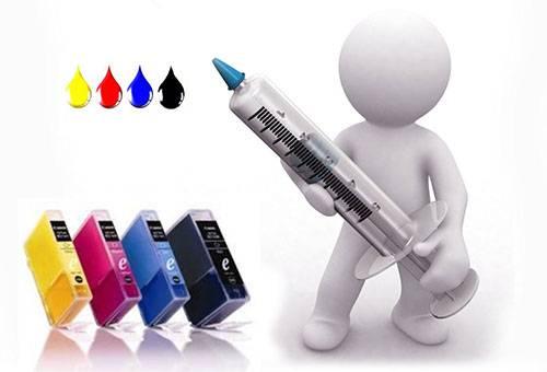 Заправка принтера краской