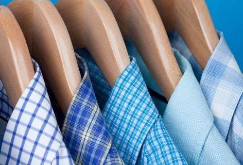 накрахмаленные рубашки