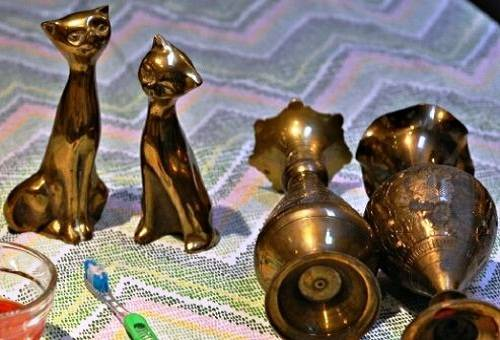 бронзовые изделия