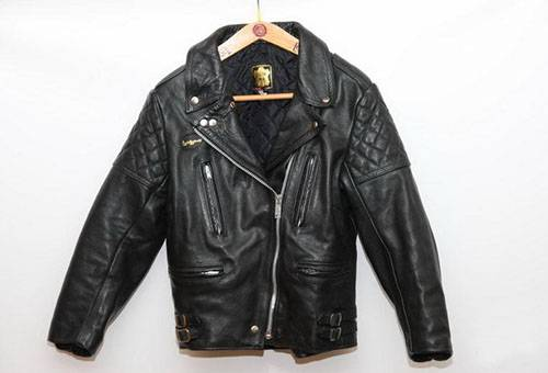 Сушка кожаной куртки