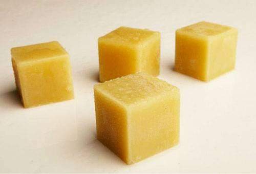 Кубики воска