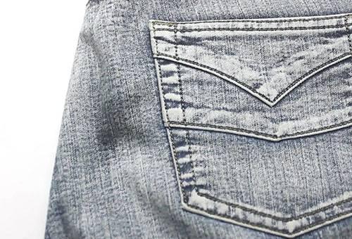 Масляное пятно на джинсах