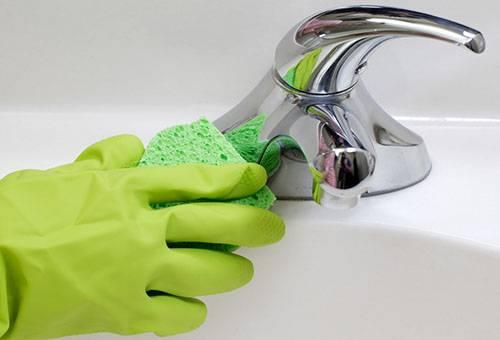 Удаление лишней влаги в ванной