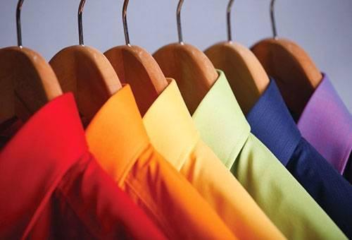 Разноцветные рубашки