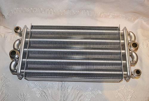 Теплообменник газового котла