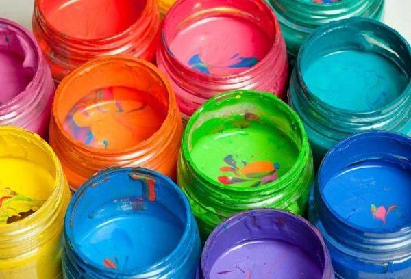 Краски гуашь