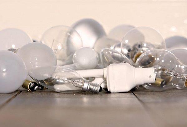 Светильные лампочки