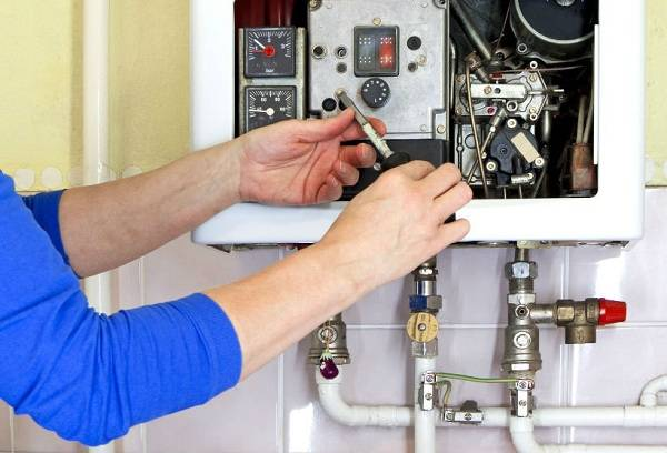 How and how to clean the gas column at home without the help of a master?