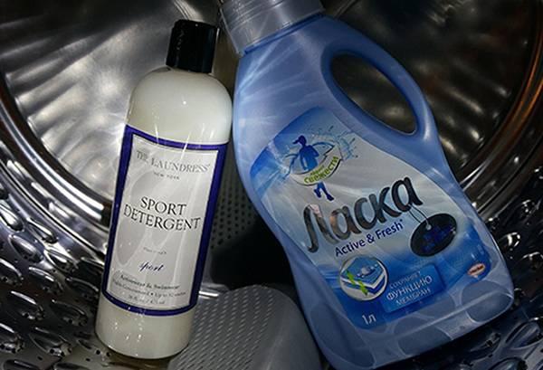 Выбор моющего средства для мембранной одежды