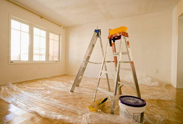 Подготовка к ремонту помещения