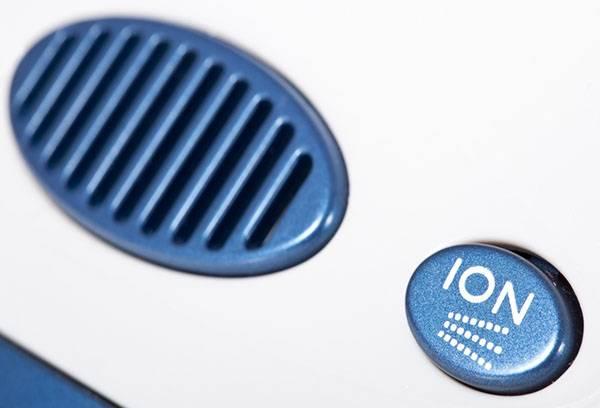 Кнопка ионизатора воздуха