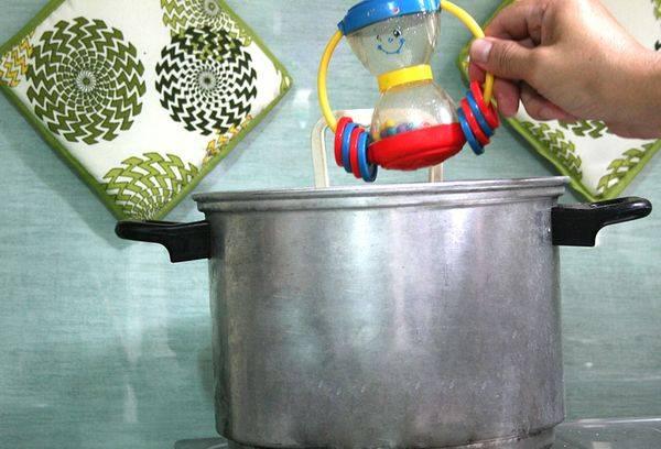 мыльно-содовый раствор для дезинфекции мягких игрушек