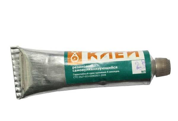 Резиновый клей