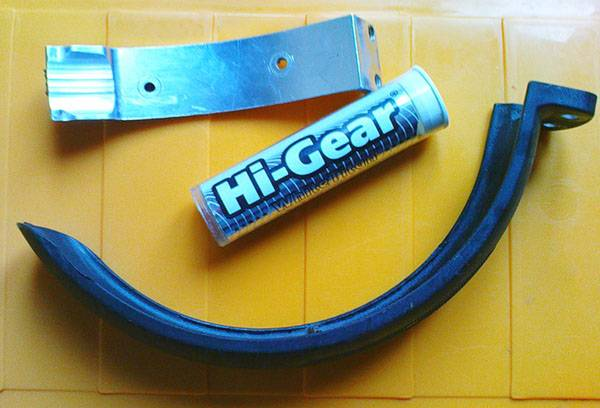 Холодная сварка Hi-Gear