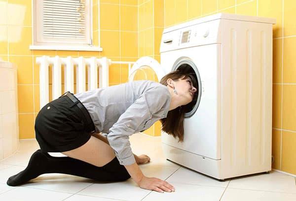 Поломка стиральной маины