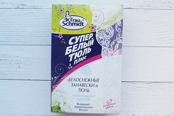 Frau Schmidt Супер Белый Тюль