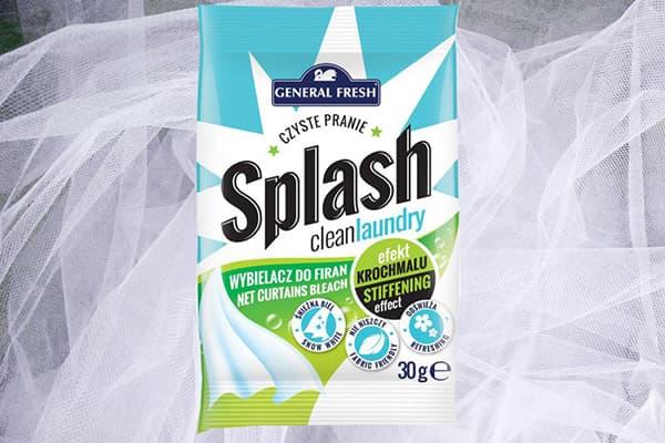 Splash для тюлей от General Fresh