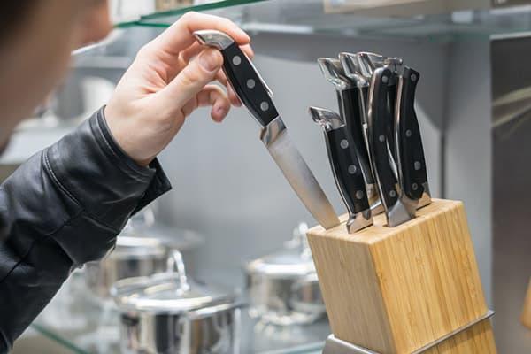 Выбор кухонного ножа