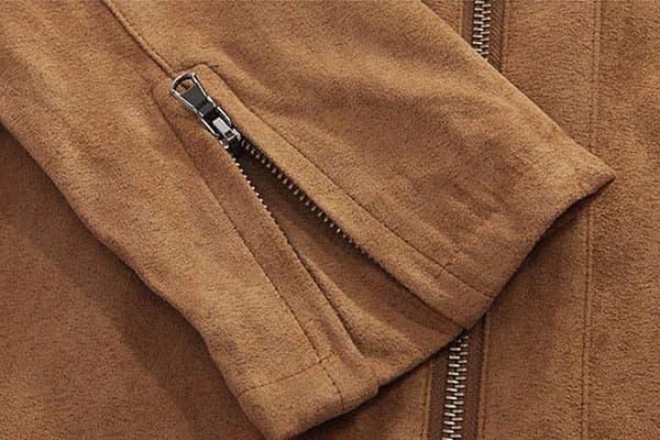 Замшевая куртка после стирки