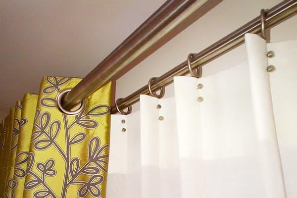 Стирка штор в стиральной машине: на каком режиме стирать тюль и занавески