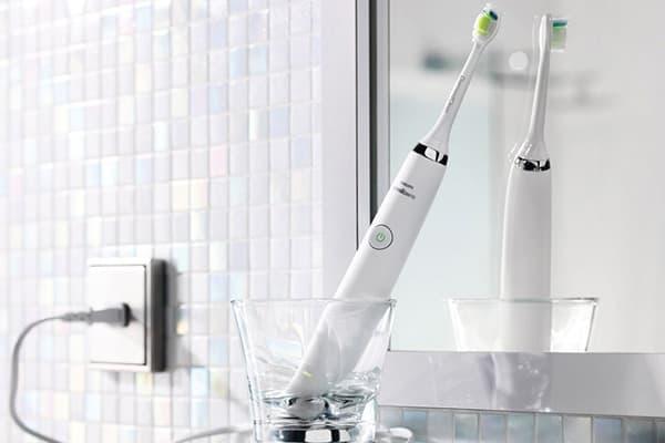 Подзарядка зубной щетки