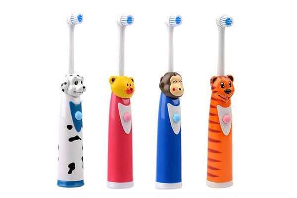 Электрические зубные щетки для детей