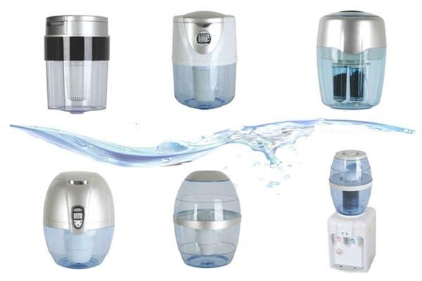 Диспенсеры для очистки воды