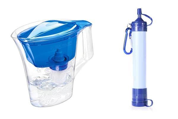 Нестационарные фильтры для воды