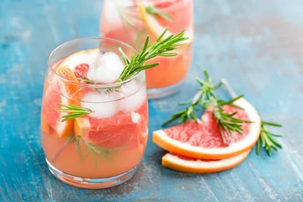 Коктейль с грейпфрутовым соком