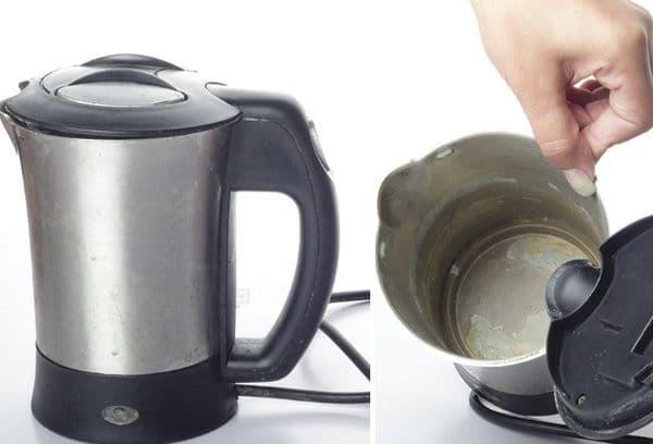 Налет в чайнике