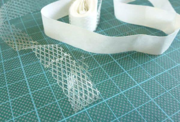 Лента для склеивания ткани