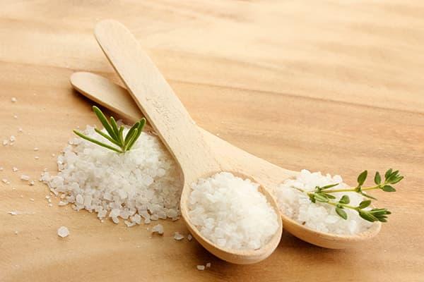 Крупная соль